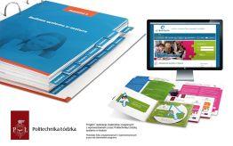 Branding programu E-matura - Agencja reklamowa Niceday