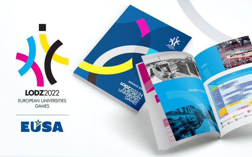 European Universities Games Lodz 2022  - Agencja reklamowa Niceday
