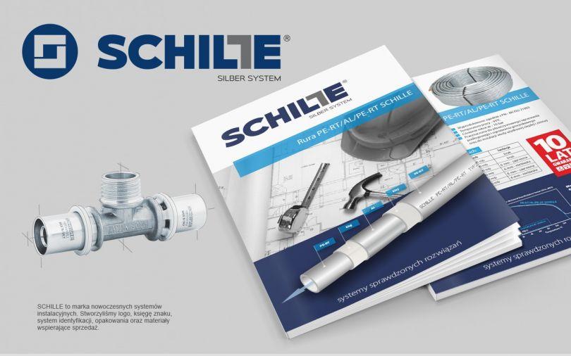 SCHILLE - nowa, innowacyjna marka narynku instalacyjnym. - Agencja reklamowa Niceday