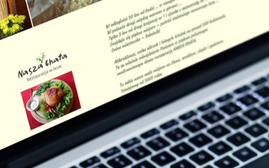 Galeria Sieradzka projekt graficzny i realizacja strony WWW galerii w Sieradzu