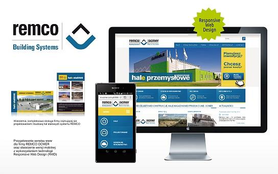 Wersja mobilna serwisu ocmer Remco
